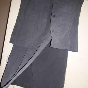Valerie Stevens, 3Piece Silk Skirt Suit, S